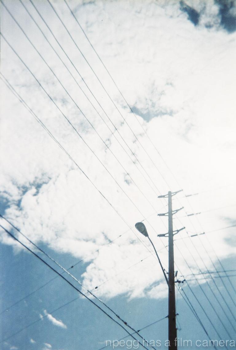 Hydro lines